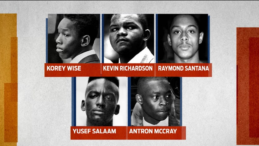 The So-called Central Park Five