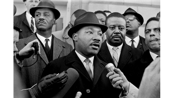 Rev. Martin L. King jr.