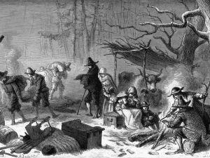 The 1700 English Immigration into the USA