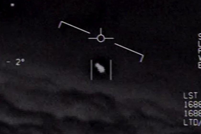 US Navy confirms UFO sightings