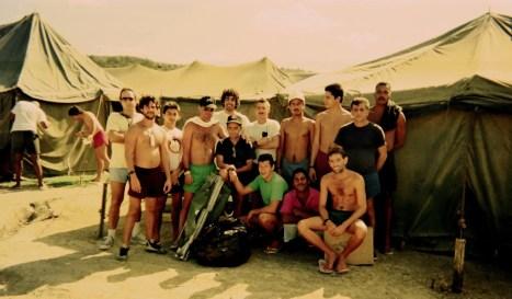 La memoria de los balseros en Guantánamo
