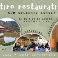 Retiro Restaurativo |  Yoga, Arte e Meditação com Gilberto Schulz e Iara Amaral
