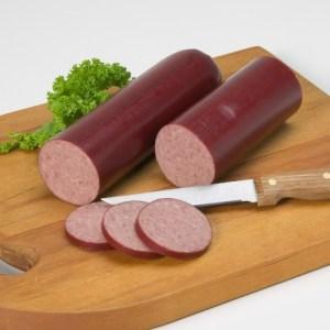 Gilbertson Farm Beef Summer Sausage