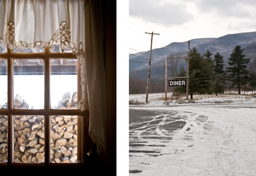 Window & Diner Lot