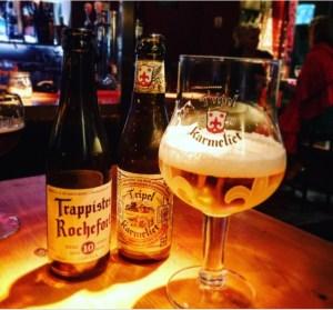 cerveza belga en barcelona