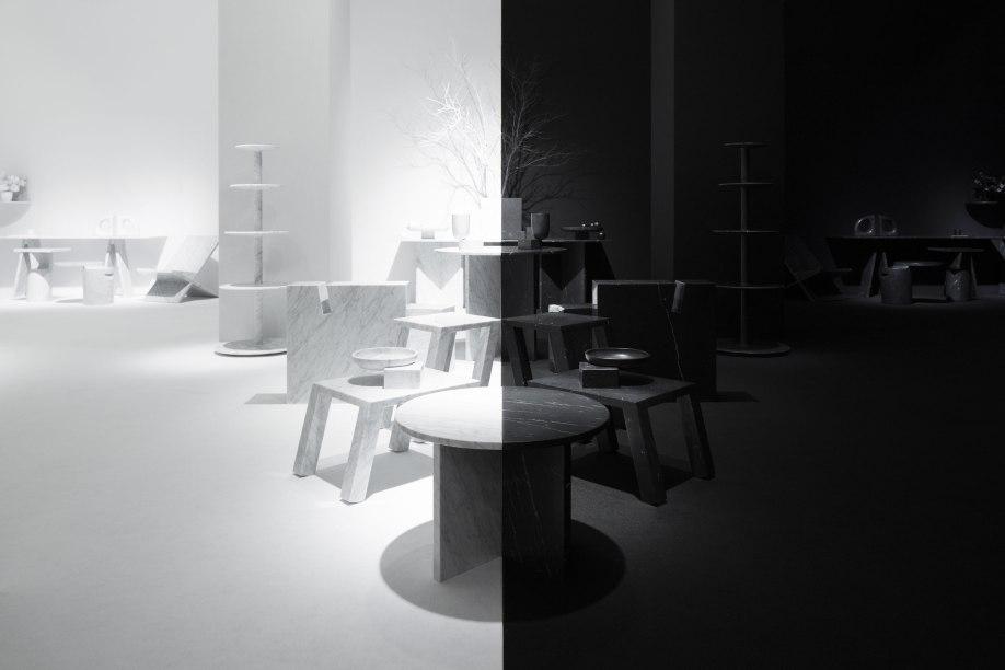 Instalation %22Light & Shadow%22, Nendo, Marsotto Edizioni