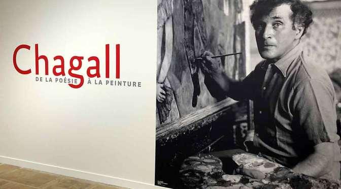 Les chemins de la poésie de Marc Chagall