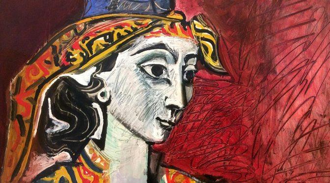 Picasso à Landerneau. Oui, Pablo aimait Jacqueline