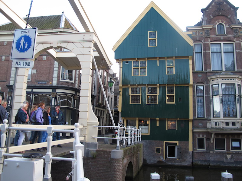 Stadswandeling in Alkmaar
