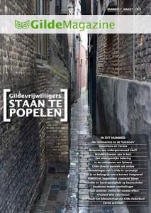 omslag gilde magazine 1-2021