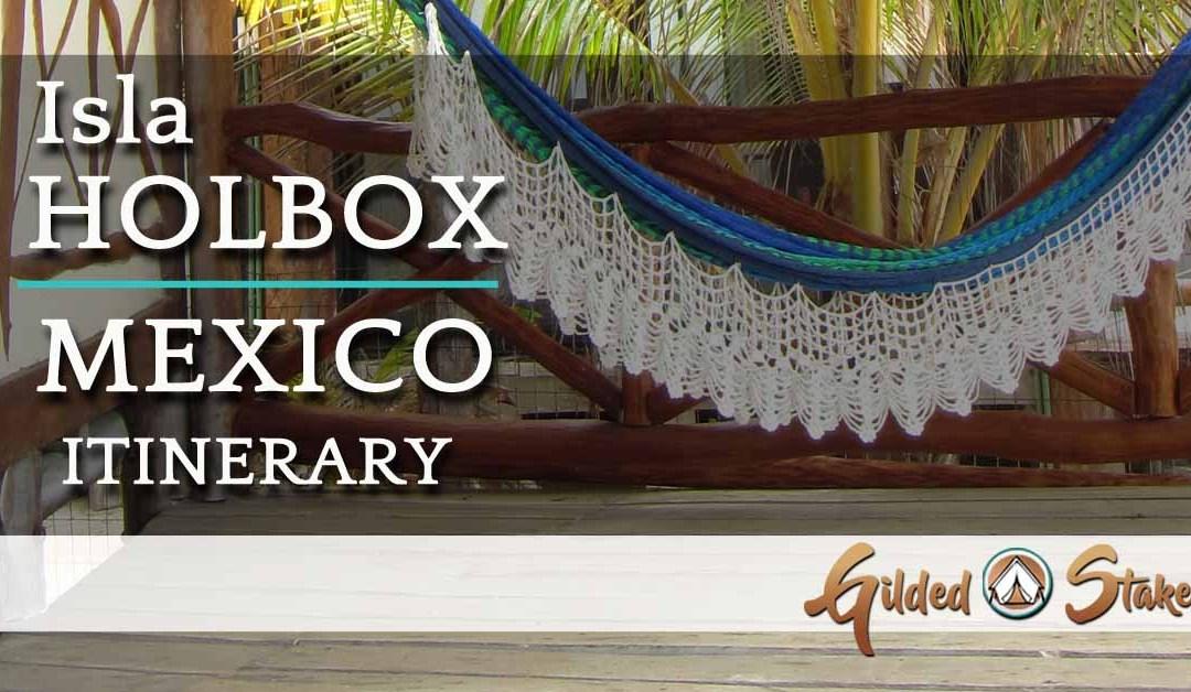 Traveler Itinerary: Isla Holbox, Mexico