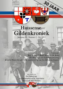 Cover Huissense Gildenkroniek