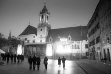 A Couple in Trouble - Une nuit à Bratislava - Photo : Gilderic