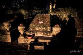Autumn Fantasy - Cimetière de Robermont - Photo : Gilderic
