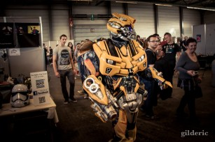 FACTS 2014 Cosplay : Bumblebee (Transformers)