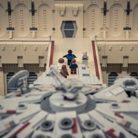 FACTS Festival 2014 - Episode 3 : Star Wars en Lego