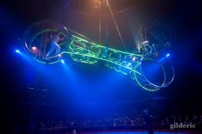 La roue de la mort - Festival Européen du Cirque Liège