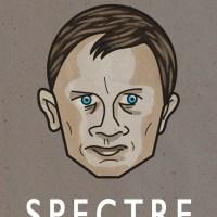 James Bond revient dans SPECTRE : poster minimaliste et premier trailer