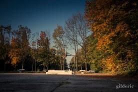 Balade en automne (La Chartreuse, Liège) - Photo : Gilderic