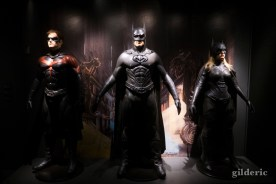 Costumes de Batman, Robin et Batgirl