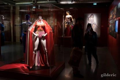 Costume de Wonder Woman (série TV)