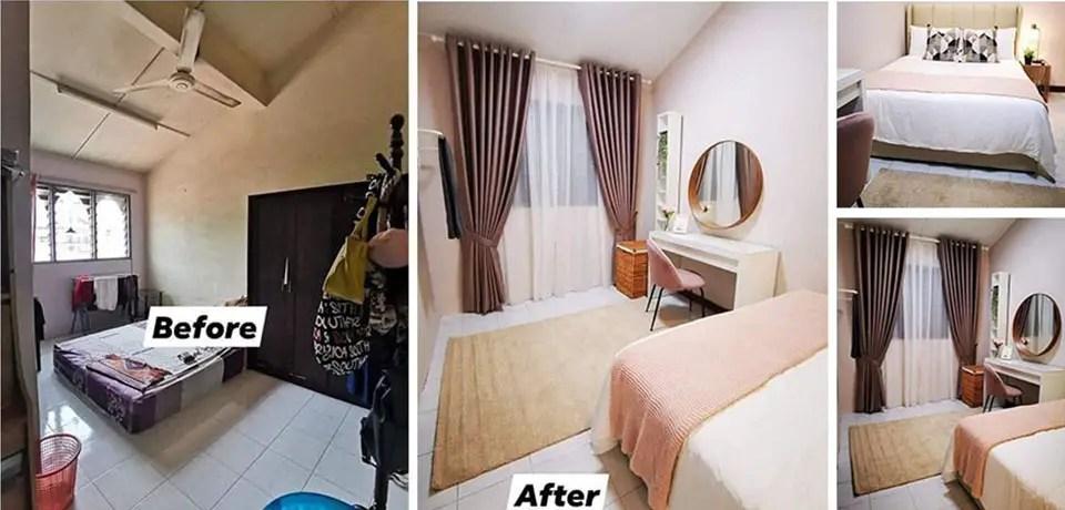 design bilik tidur