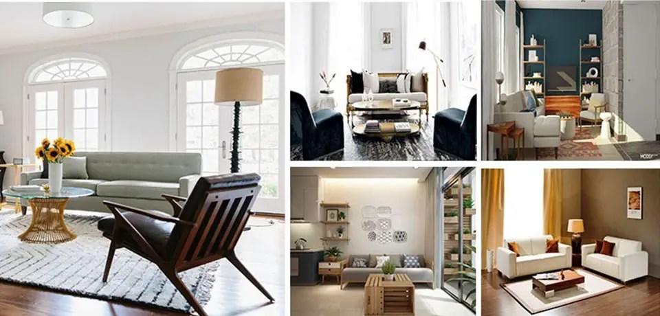 10 Dekorasi Ruang Tamu Bajet Yang Mengancam Mampu Buat Anda Tergamam Giler Deco