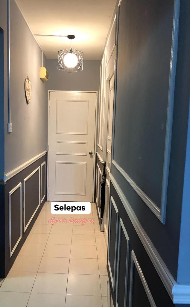 Ubahsuai Laluan Pintu Masuk