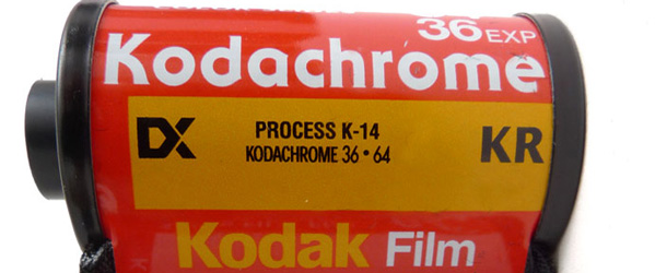 Digital Killed the Kodachrome Kid
