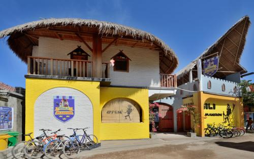 Gili Mansion Hostel - Gili Trawangan Hostel 1