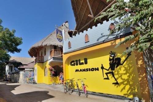 Gili Mansion Hostel - Gili Trawangan Hostel 19