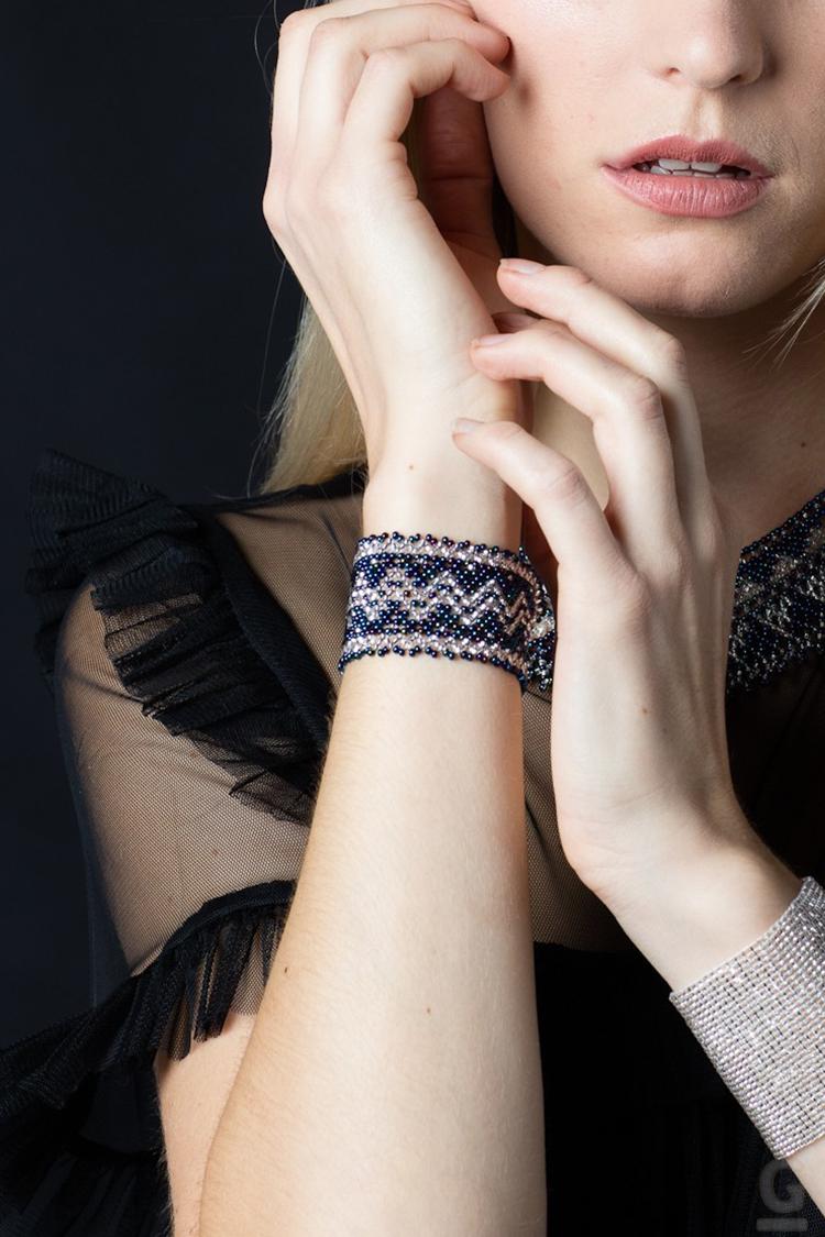 Bracelet MAYA bicolore