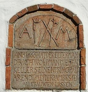 Bryggen inscriptions -RUNES