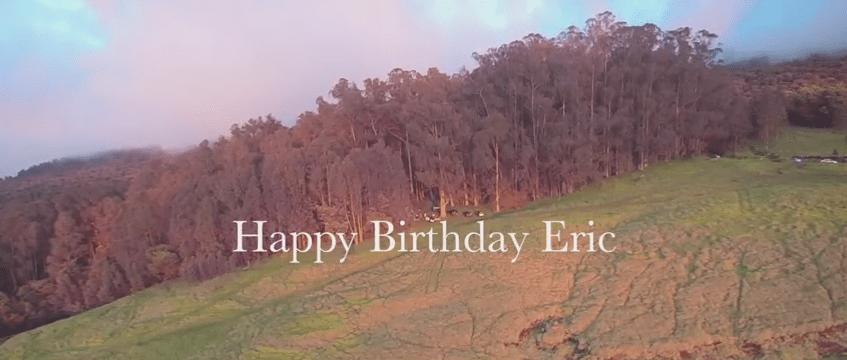 Eric's 50th
