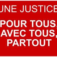 Journée JUSTICE MORTE le 22/11/2018