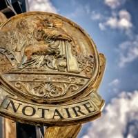 Condamnation d'un Notaire Bordelais