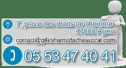 Contacter un avocat sur Agen