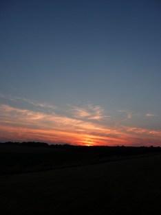 Witheridge Sunset 2