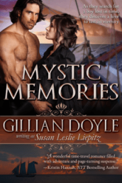Mystic Memories - time travel romantic suspense