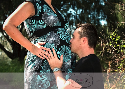 Hayes maternity shoot
