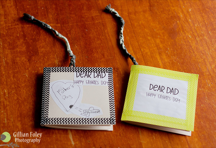 My name is Gillian and I love craft | Father's Day Craft