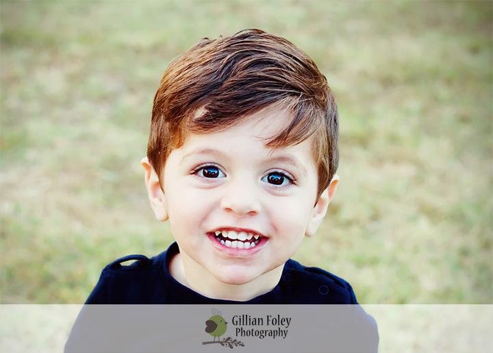 Meet the Hanna Family | Gillian Foley Photography