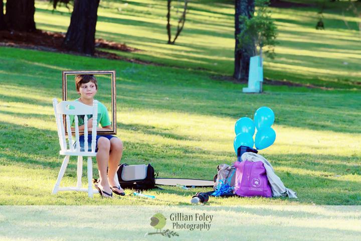 Donovan's first birthday session | Gillian Foley Photography