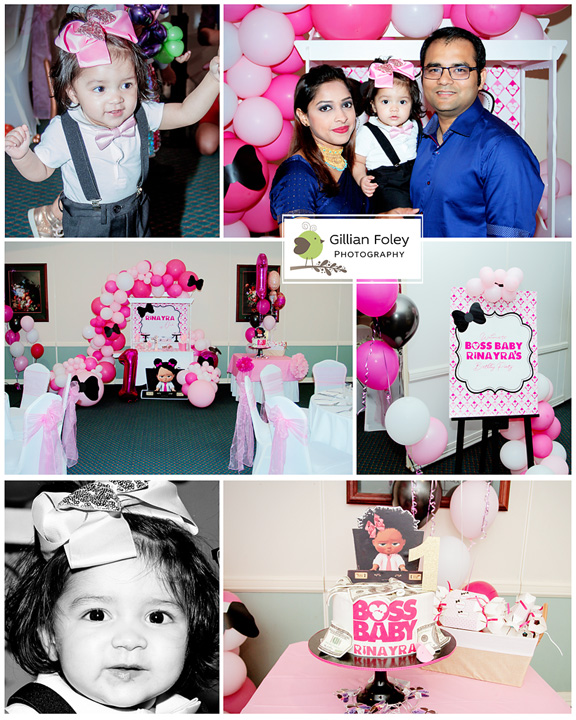 Rinayra's First Birthday Party