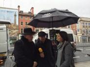 With Nick Robinson of BBC Radio 4 and Theo Dorgan