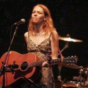Gillian Welch. Hardly Strictly Bluegrass Festival, Golden Gate Park.