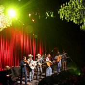 Dave Rawlings Machine at the Fillmore, San Francisco.