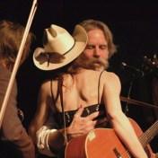 With Bob Weir, Merlefest 2006