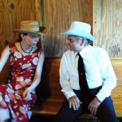 Gillian and Dr. Ralph Stanley discuss clawhammer banjo.