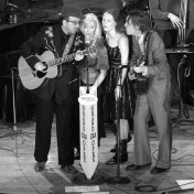 Elvis Costello, Emmylou Harris, Gillian Welch, and David Rawlings Feb. 18, 2006